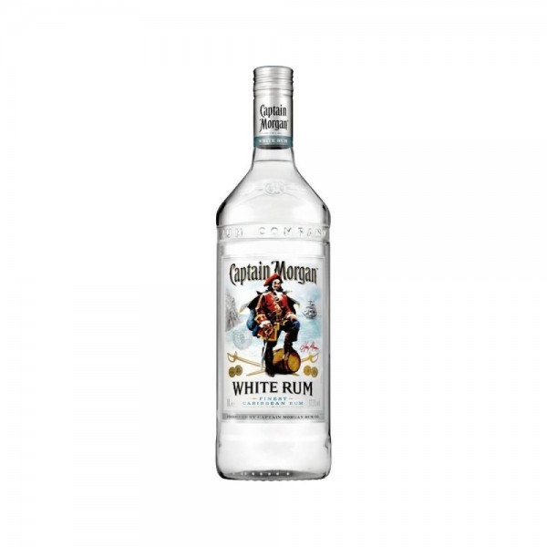 Captain Morgan White Rum
