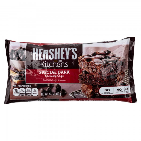 Hershey's Special Dark Baking Chips 340G