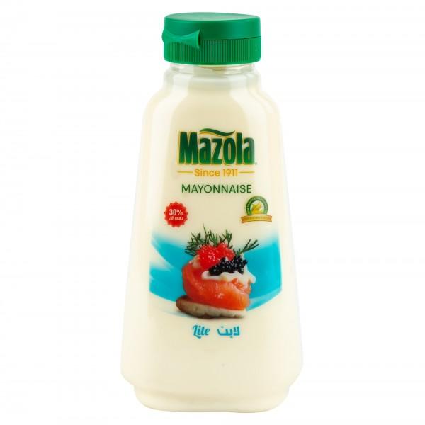 Mazola Mayonnaise Light 340ml