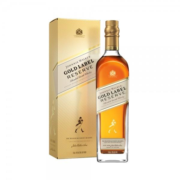 Blended Scotch Whisky Johnnie Walker Gold Label Reserve 75CL