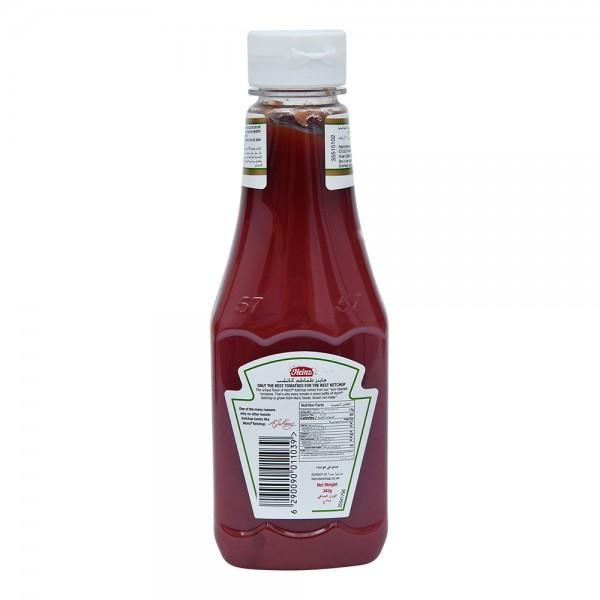 Heinz Ketchup Squeeze - 342G