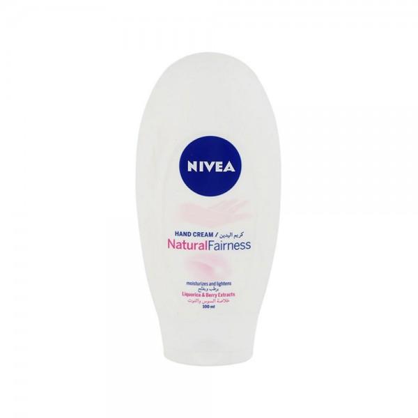 Nivea Hand Natural Fairness