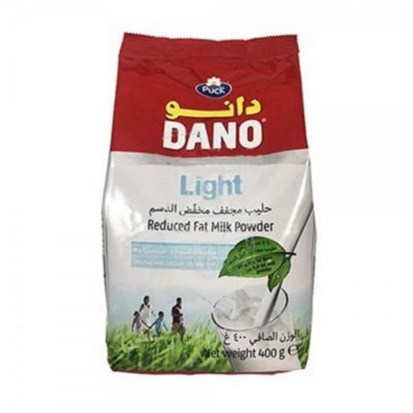 Dano Light Powder Milk