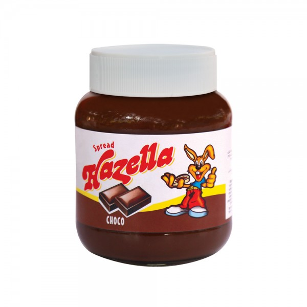 Hazella Chocolate Spread Jar 700G