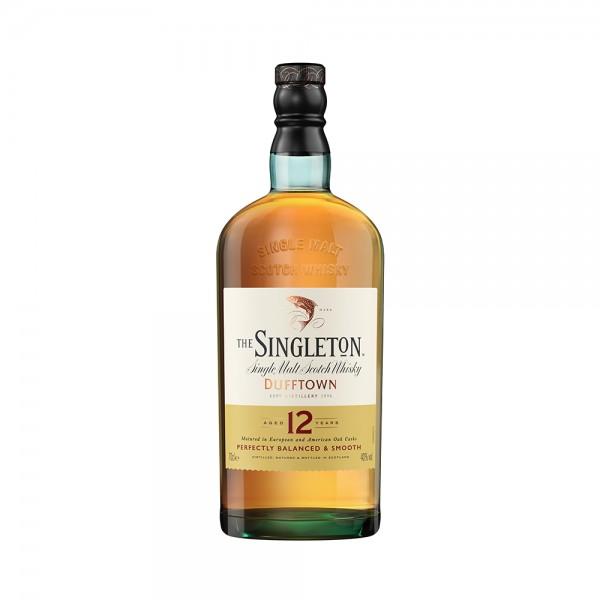 Single Malt Whisky The Singleton of Dufftown 12y 70CL