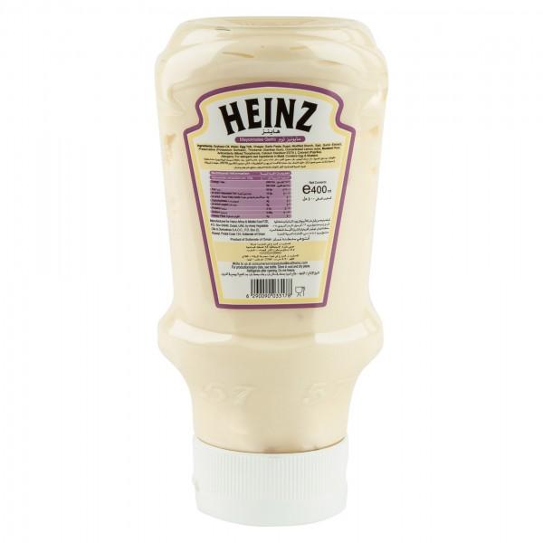 Heinz Mayonnaise Garlic 400ml