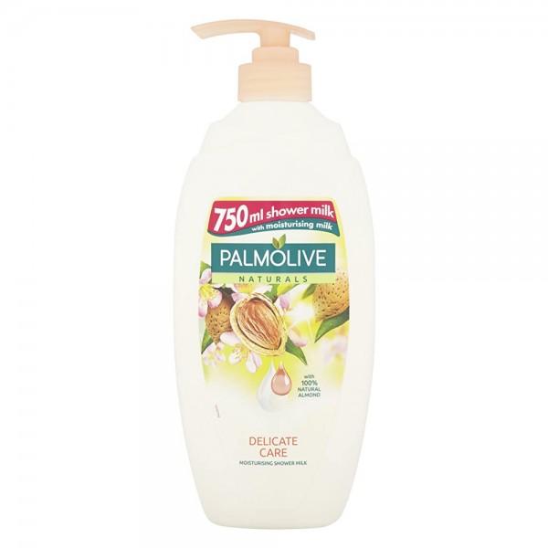 Palmolive Shower Gel Almond Pump 750ml @30% OFF