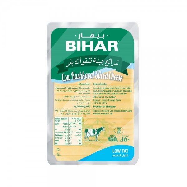 Bihar Light Cheese Slices
