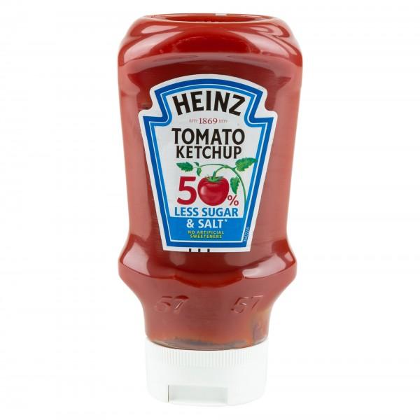 Heinz No Sugar Added Tomato Ketchup 435G