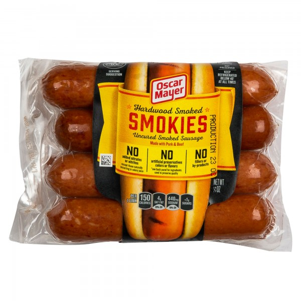 Smokies Smoked Sausage