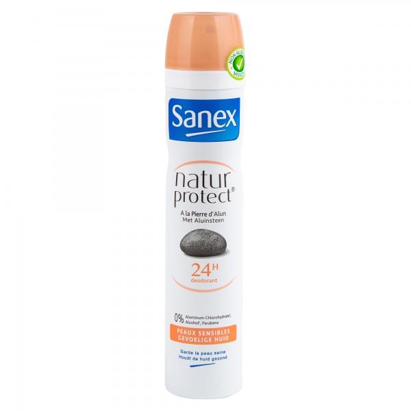 Sanex Spray Deodorant Nature Protect Sensible 200ML