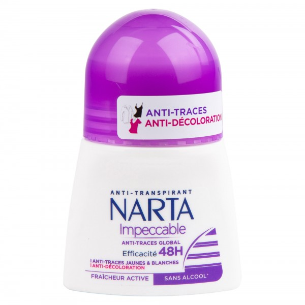 Narta Roll On Impeccable For Her 50ml