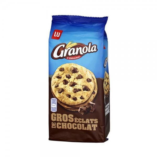 GRANOLA CHUNKS CHOCOLAT