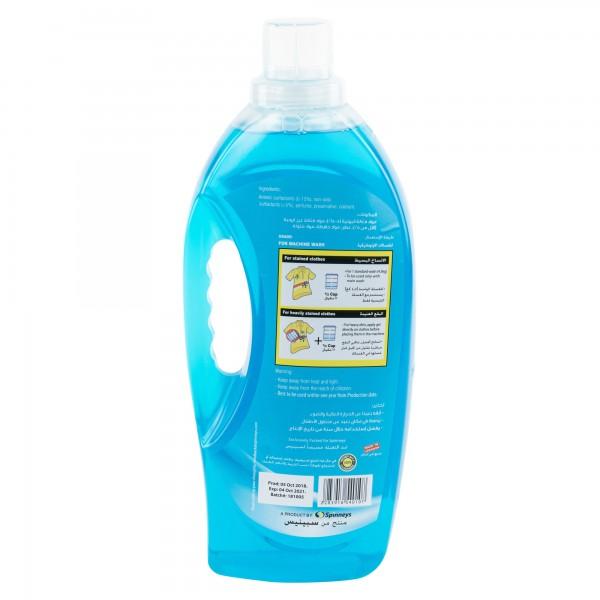 Spinneys Laundry Liquid Detergent Super Blue 3L