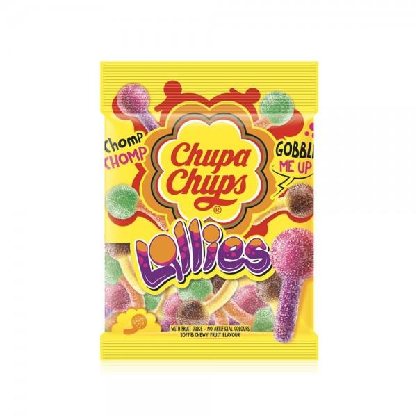 Chupa Chup Jellies Lollies - 90G