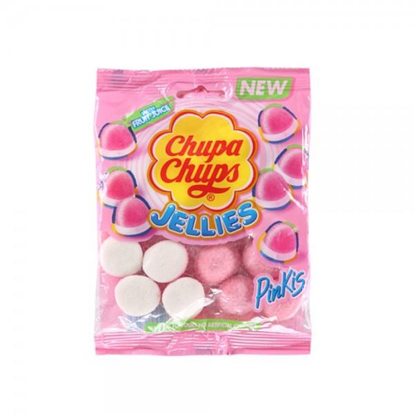 Chupa Chup Jellies Pinkies - 90G