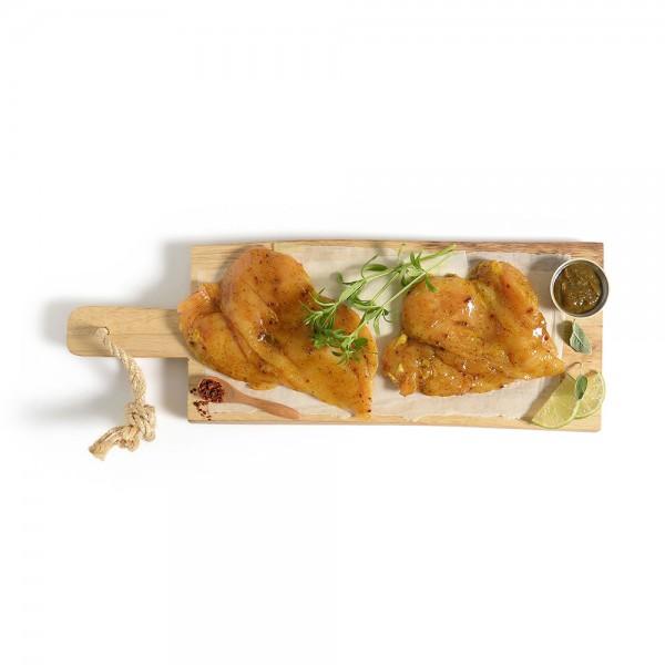 Coucou Curry Lemon Breast Per Kg