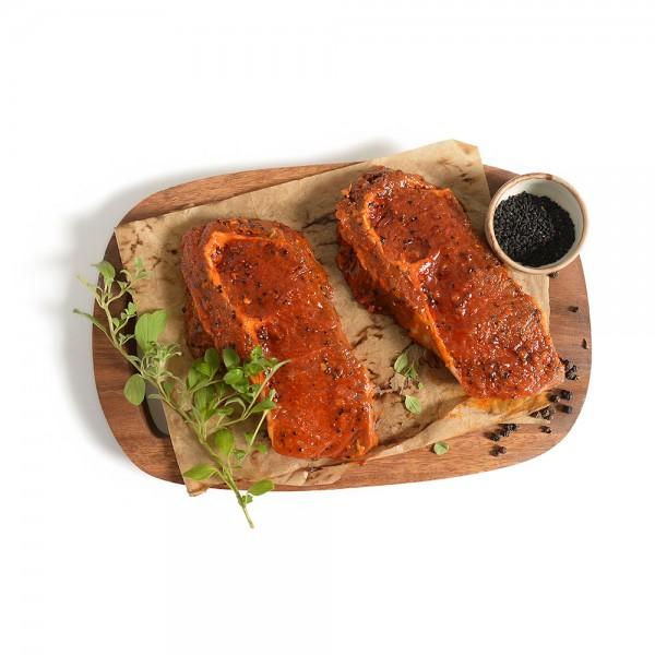 Primeat Pepper Oriented Steak Per Kg