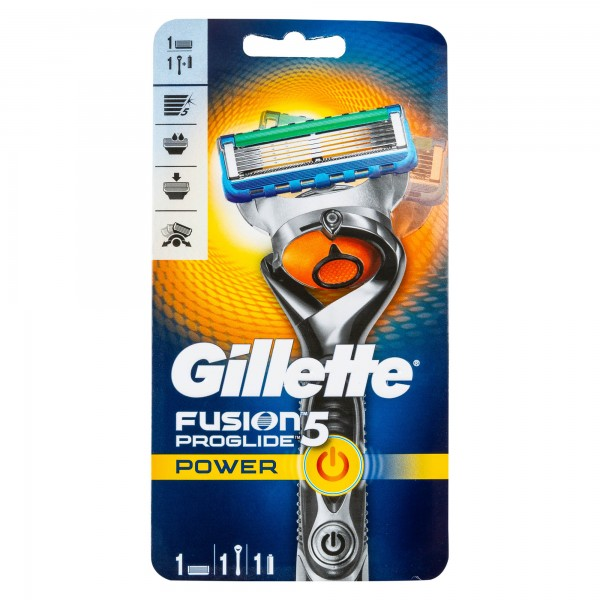 Gillette Fusion Proglige Pow Flexb 1Up