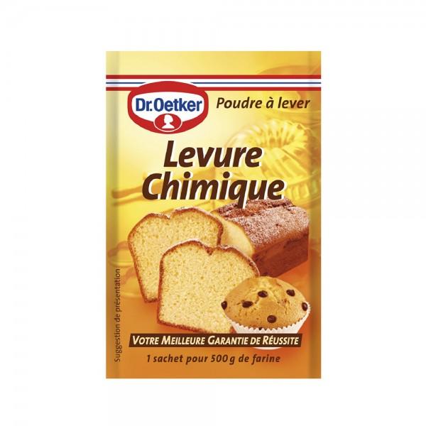 LEVURE CHIMIQUE