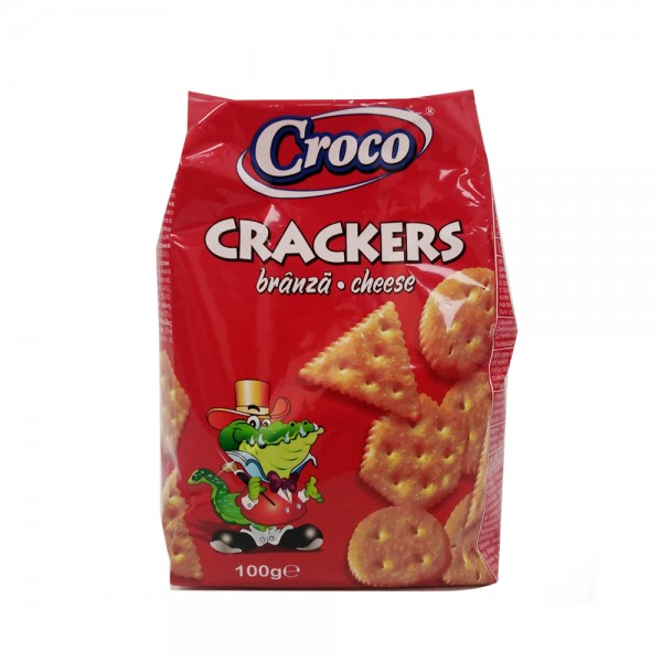 CRACKERS CHEESE