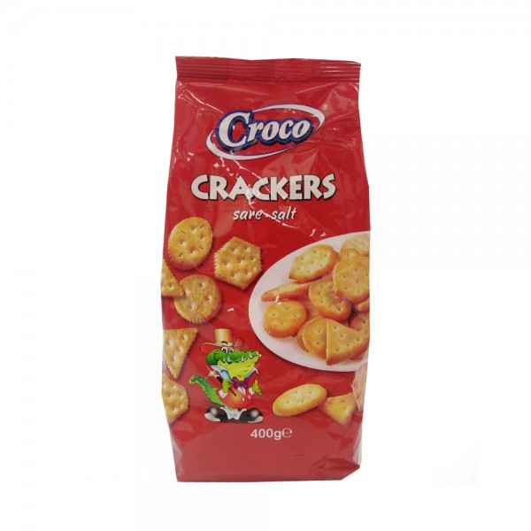 CRACKERS SALTED