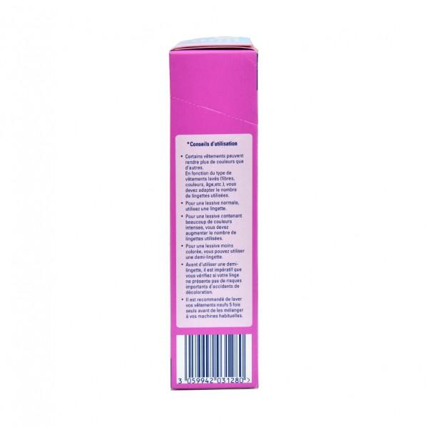 Vanish Lingettes Antidecoloration - 20Pc