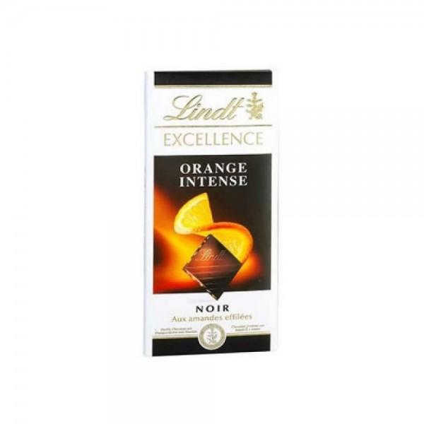 Lindt Excellence Noir Orange