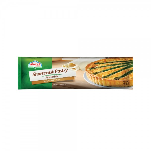 Al Wadi Al Akhdar Shortcrust Pastry