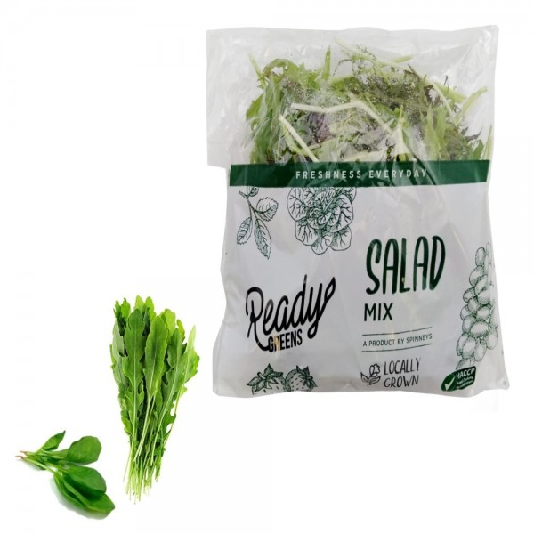 Ready Green Baby Leaves Rocket Salad