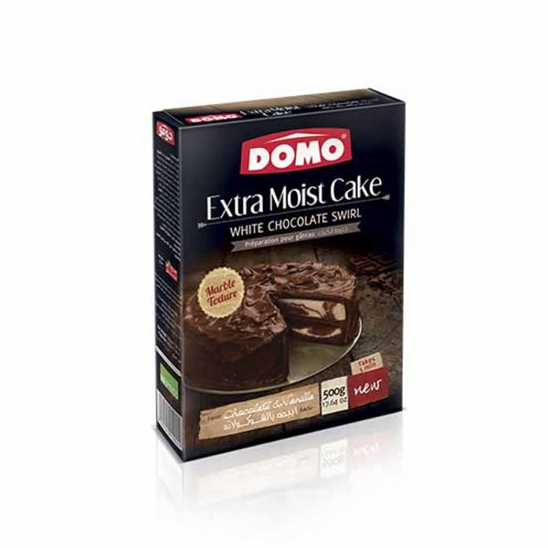 Domo Extra Moist Swirl Cake