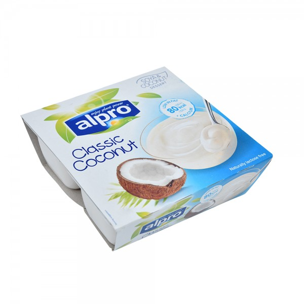 Alpro Coconut Dessert 4x125g