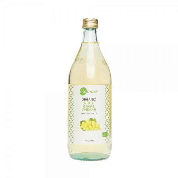 Biomass Organic White Grape Vinegar - 1L
