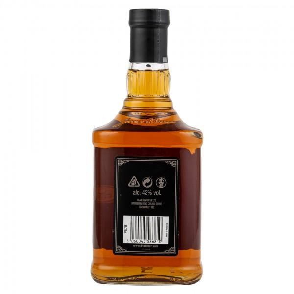 Jim Beam Black Extra Aged  Bourboun Whiskey 70cl