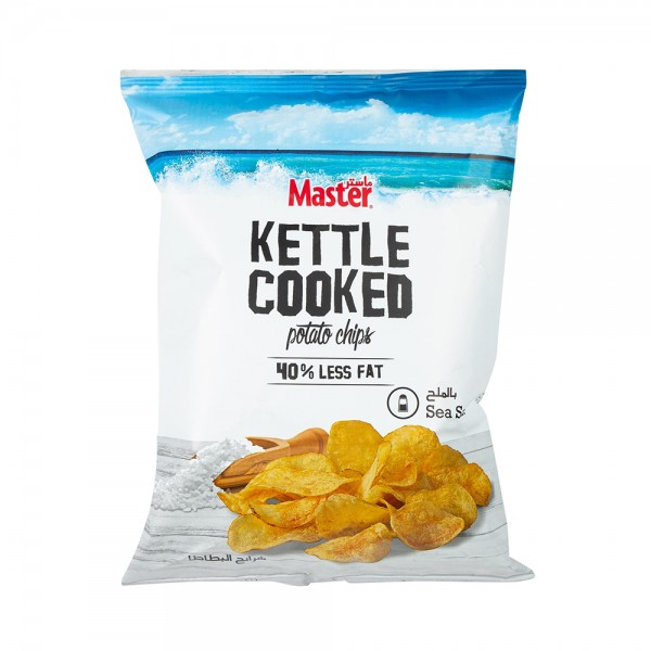 Master Kettle Sea Salt 76g