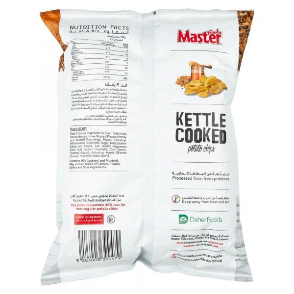 Master Kettle Honey Mustard 76g