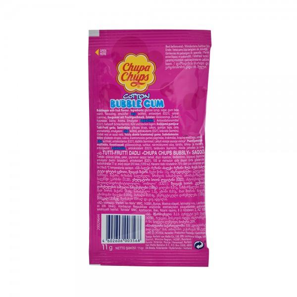 Chupa Chup Cotton Candy Gum - 11G