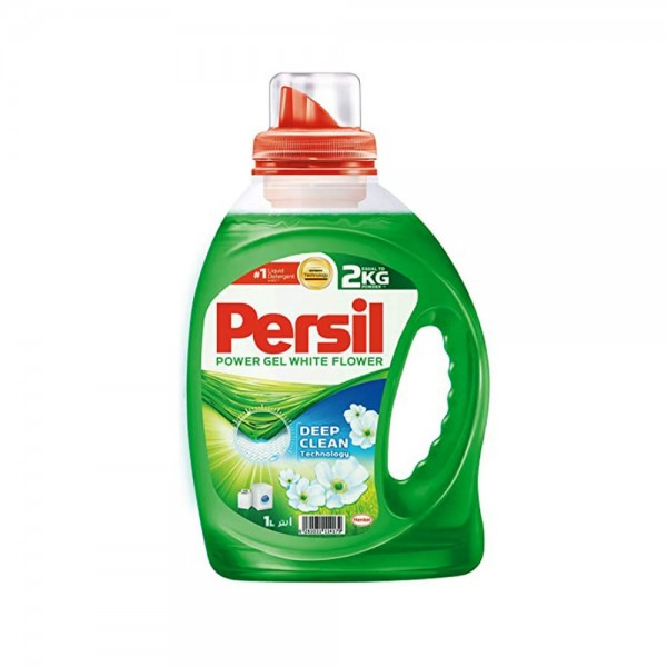 Persil White Flower Gel 1L 30% OFF