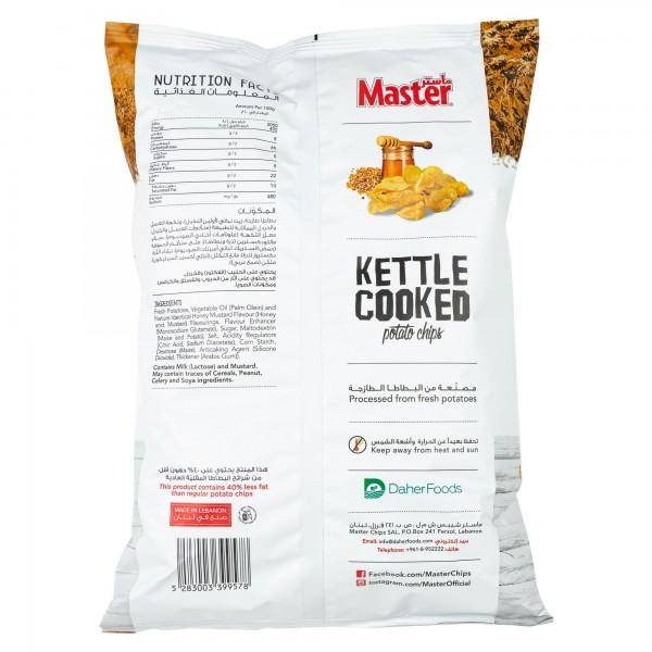 Master Kettle Honey Mustard 144g