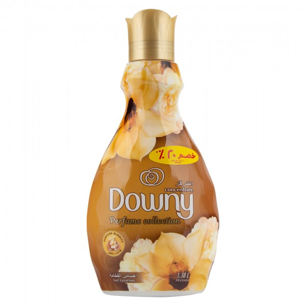 Downy Feel Luxurious concentrate 1.38L