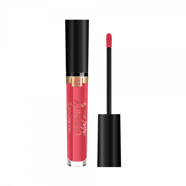 Max Factor Velvet Gloss Mat 25 Red Lux
