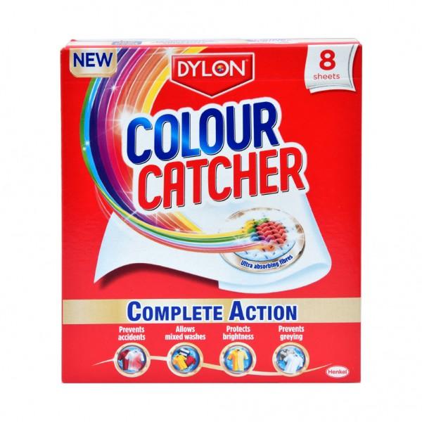 Dylon Colour Catcher - 8Pc