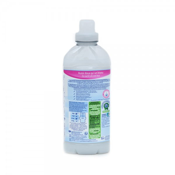 Soupline Concentrated Fabric Softener Hypoallerg 630ML