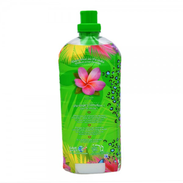 Soupline Concentrated Fabric Softener Paradise Pink 1.2L