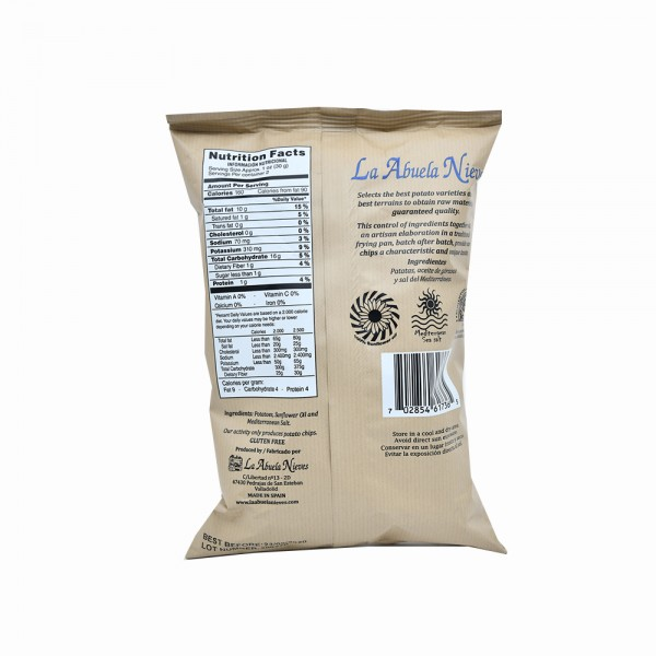La Abuela Trad Potato Chip Classic Tm - 56G