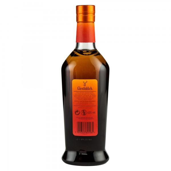 Glenfiddich Single Malt Scotch Fire & Cane Whisky 70cl