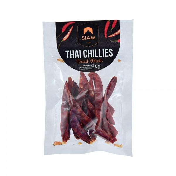 Desiam Dried Red Chilli - 6G