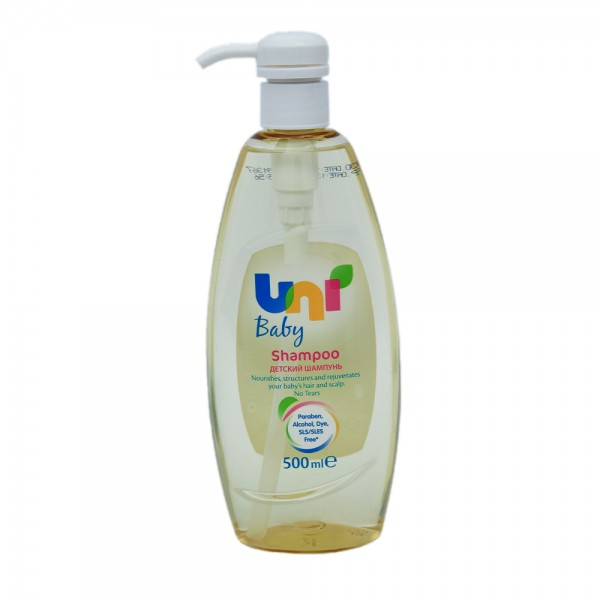 Uni Baby Shampoo 500ml