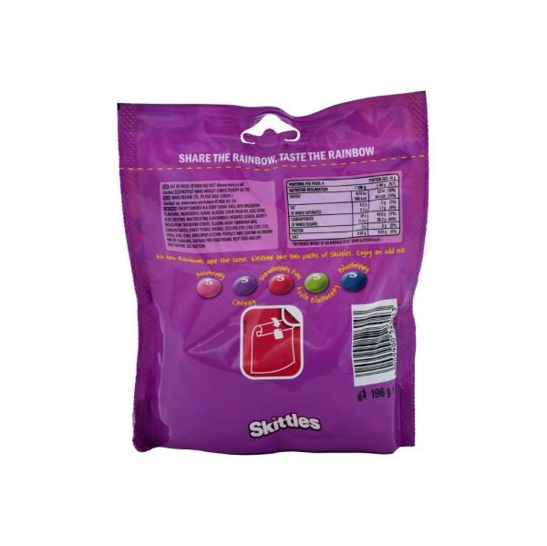 Skittles Pouch Wild Berry - 196G