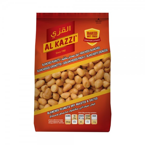 Al Kazzi Blanched Peanuts